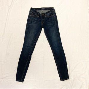 Lucky Brand Charlie Skinny Jeans 2/26 R